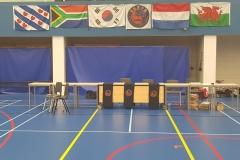 TTF toernooi Leeuwarden juni 2018