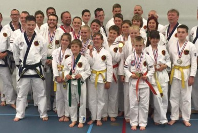 karate sportschool drachten