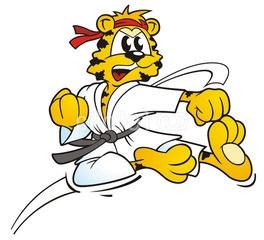 Symboliek logo tijgers