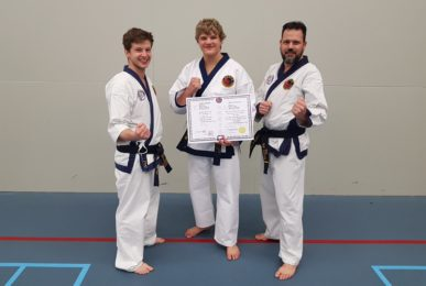 tang soo do, karate, taekwondo, taekwon-do, zwarte band, drachten, smallingerland, sport